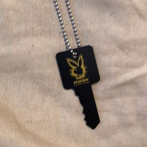Authentic Playboy Key